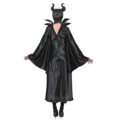 Costume Femme Maléfique Disney - Taille au choix