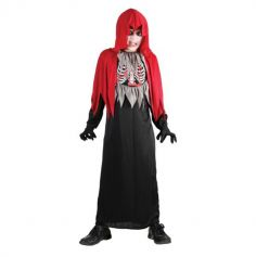 Costume Halloween Fantôme Squelette