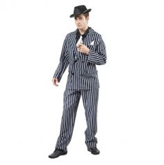 Costume Luigi le Mafioso Homme - XL