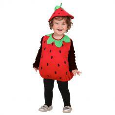 deguisement-fraise-bebe | jourdefete.com