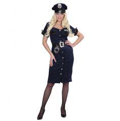 Déguisement Policière Classique Femme