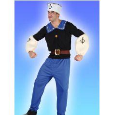 Tenue Popeye Dessin-Animé