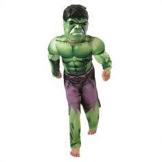 Costume de Hulk Enfant - Taille au Choix