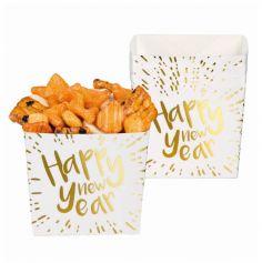 coupelles-happy-new-year-bonne-annee-nouvel-an-vaisselle-jetable-carton | jourdefete.com