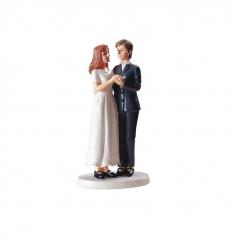 Figurines pour gâteau de mariage - Couple de Femmes