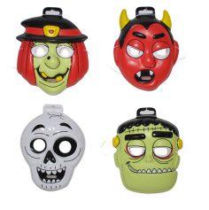 Masque Halloween en plastique enfant
