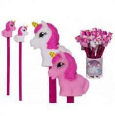 licorne-crayon-pinata-rose | jourdefete.com