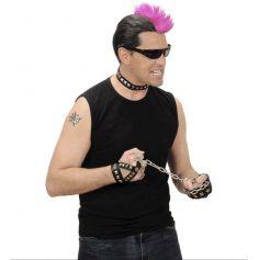 Crête Punk Fluo à Clipper