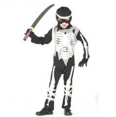 Déguisement Garçon - Squelette Ninja - Taille