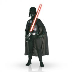 """Déguisement Enfant Star Wars """"Dark Vador"""" - Tailles au choix"""