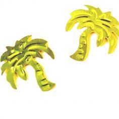 Sachet de Confettis de table Palmiers - Vert