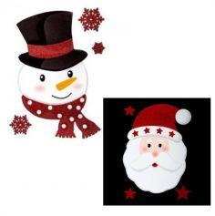 stickers-fenetres-noel-decorations | jourdefete.com