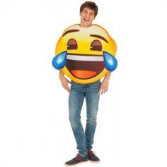 Déguisement Adulte - Emoji Fou Rire | jourdefete.com