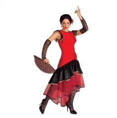 déguisement robe flamenco