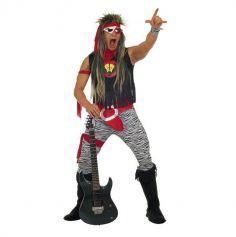Déguisement Adulte Rock Star