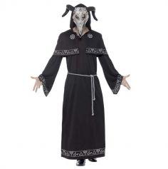 sorcier-vaudou-halloween-satanique | jourdefete.com