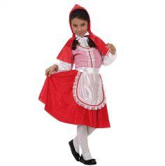 Déguisement Chaperon Rouge Enfant - Taille au choix