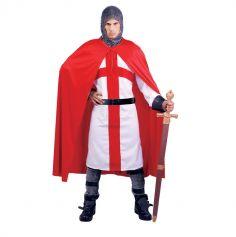 déguisement de chevalier de luxe pour homme | jourdefete.com