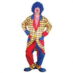 clown-déguisement-costume-adulte | jourdefete.com
