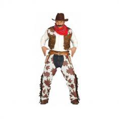 deguisement cow boy homme taille au choix | jourdefete.com