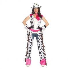 Déguisement Cow Girl - Taille au choix