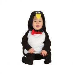 Déguisement de bébé Pingouin - Taille au Choix