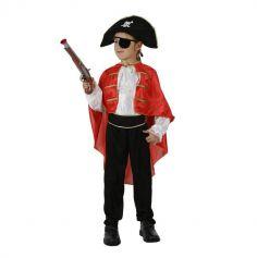 Déguisement de Capitaine Pirate - Taille au choix