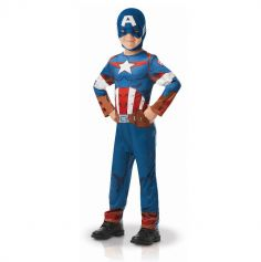 captain-america-deguisement-costume-avengers-steve-rogers-marvel-enfant | jourdefete.com