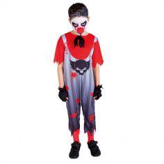 Déguisement de Clown Sonore pour garçon - Taille au Choix