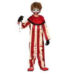 deguisement-clown-vintage-garcon-halloween   jourdefete.com