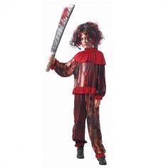 deguisement-creepy-clown-garcon-halloween   jourdefete.com