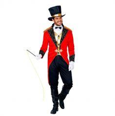 Déguisement de Directeur de Cirque - Taille au Choix