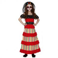 deguisement-day-dead-fille-halloween | jourdefete.com