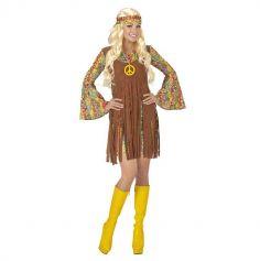 Déguisement de Hippie pour femme - Taille au Choix
