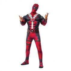 Déguisement de luxe de Deadpool 2™ pour Homme - Taille au choix