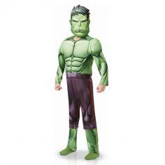 Déguisement de luxe de Hulk - Avengers - Enfant - Taille au Choix
