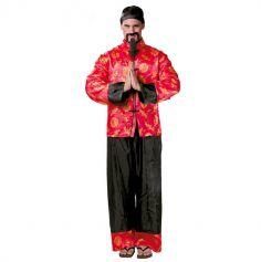déguisement de mandarin pour homme | jourdefete.com