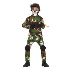 déguisement de militaire pour garçon | jourdefete.com