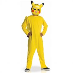 Déguisement de Pikachu pour enfant - Pokémon™ - Taille au Choix