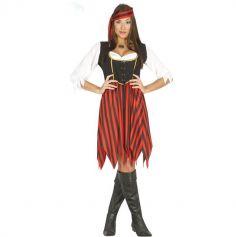 déguisement de pirate des mers pour femme | jourdefete.com