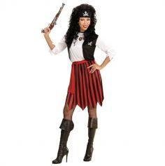 Déguisement de Pirate pour femme - Taille au Choix