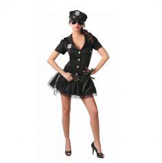 deguisement de policiere americaine femme taille au choix   jourdefete.com