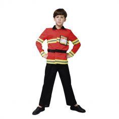 deguisement-pompier-enfant-garcon-pas-cher | jourdefete.com