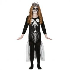 deguisement-sirene-squelette-halloween | jourdefete.com