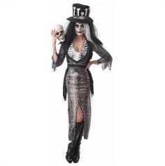 deguisement-vaudou-femme-halloween | jourdefete.com