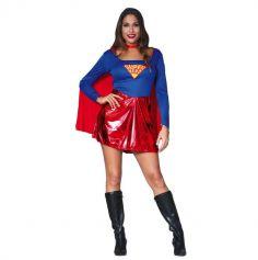 deguisement de super heroine taille au choix   jourdefete.com