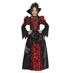 deguisement-fille-vampire-halloween | jourdefete.com
