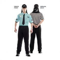 deguisement-doublefun-police-voleur | jourdefete.com