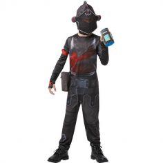 Déguisement Enfant - Fortnite Costume Black Knight - Taille au Choix | jourdefete.com