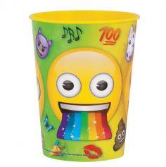 verre-plastique-emoji-smiley | jourdefete.com